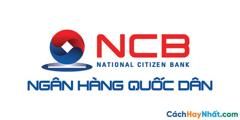 Logo Ngân hàng Thương mại Cổ phần Quốc Dân NCB Bank