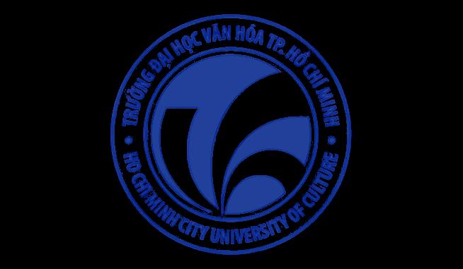 Logo Trường Đại học Văn hóa Thành phố Hồ Chí Minh