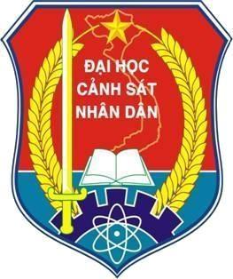 Logo Trường Đại học Cảnh sát Nhân dân