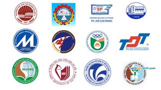 Tổng Hợp Logo Đại Học Chuyên Ngành Và Đa Ngành Vector CDR AI PDF PNG JPG Part05