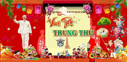 Free Download Background Trung Thu Vector Corel CDR 91