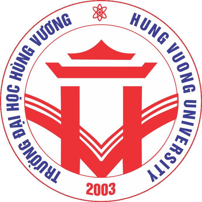 Logo Trường Đại học Hùng Vương