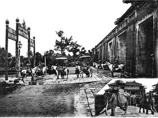 Ảnh Chụp Sinh Hoạt Của Người Việt Nam Cuối Thế Kỷ 19