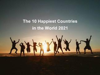 Top 10 Quốc Gia Hạnh Phúc Nhất Thế Giới Năm 2021