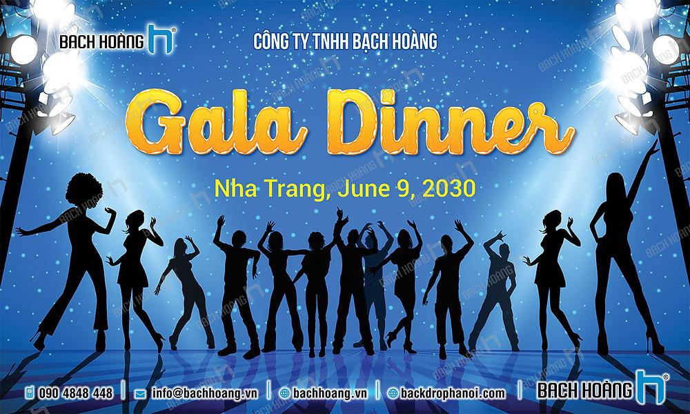 Mẫu backdrop phông Gala Dinner, Team Building đẹp nhất 67