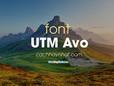 Tải Font UTM Avo Việt Hóa Tuyệt Đẹp