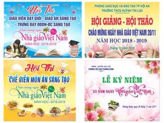 Download Background Phông Nền Ngày Nhà Giáo Việt Nam 20/11 Vector Corel CDR Part03