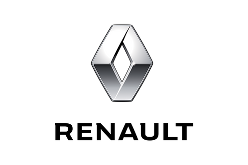 Logo Renault 3D Vector PDF PNG
