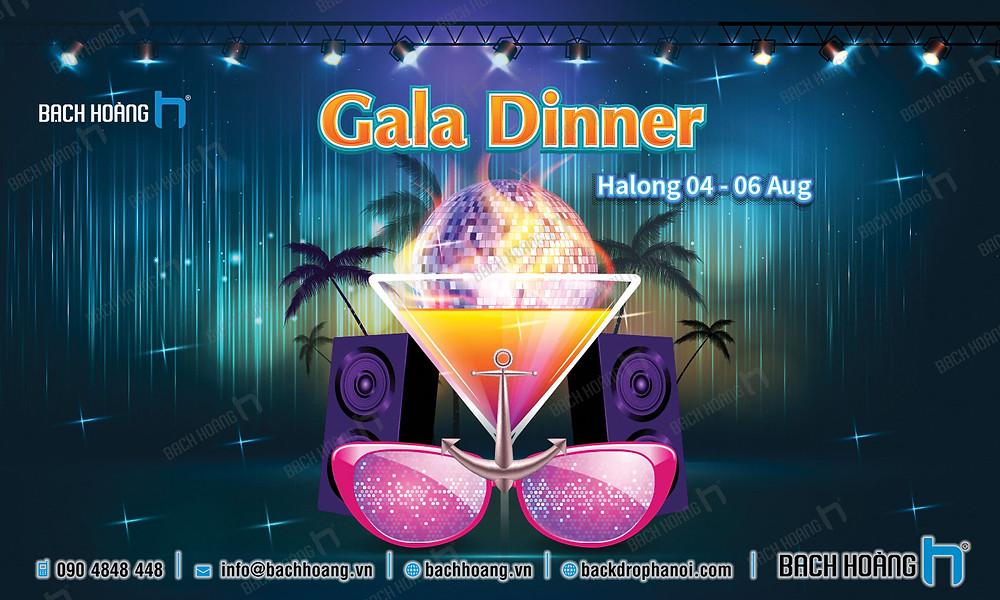 Mẫu backdrop phông Gala Dinner, Team Building đẹp nhất 52
