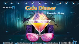Tổng Hợp Mẫu Backdrop Phông Gala Dinner, Team Building Đẹp Nhất Phần 02