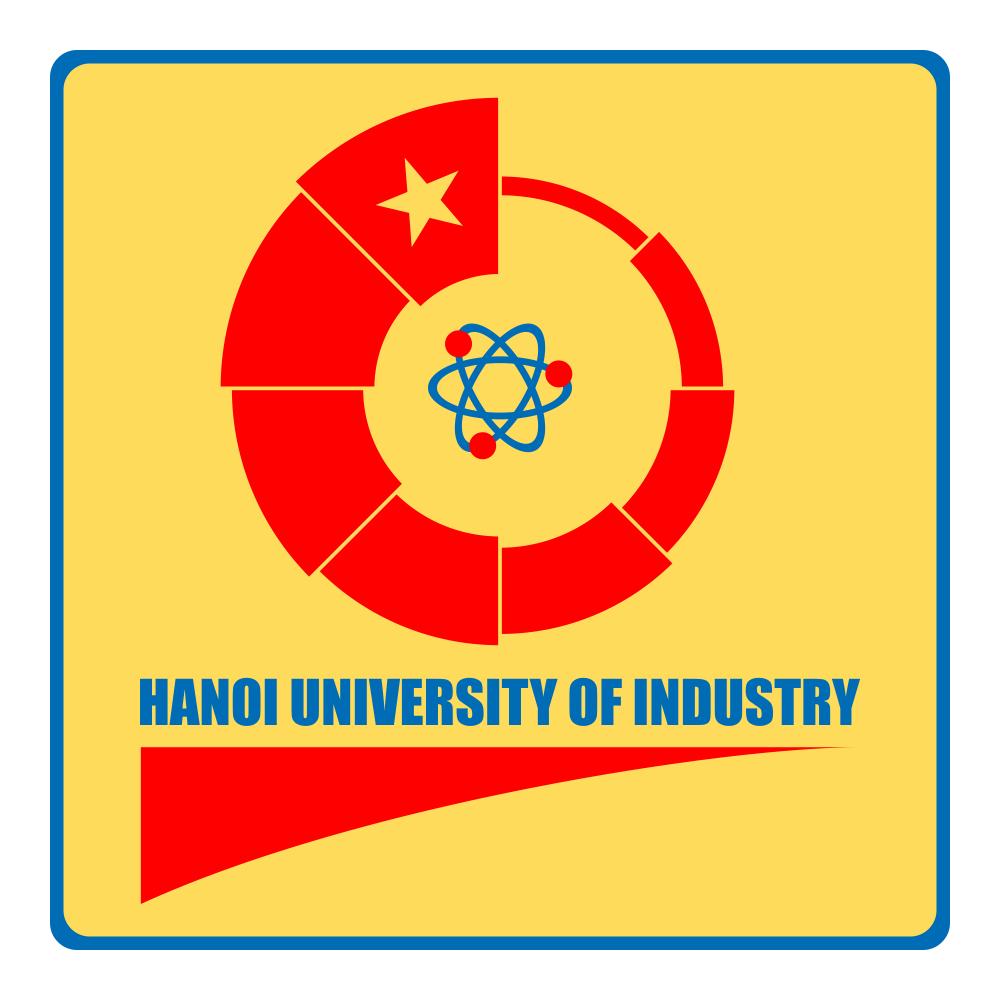 Logo Trường Đại học Công nghiệp Hà Nội