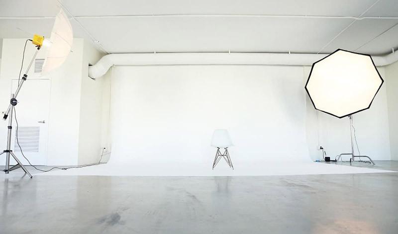 Ảnh chụp một studio