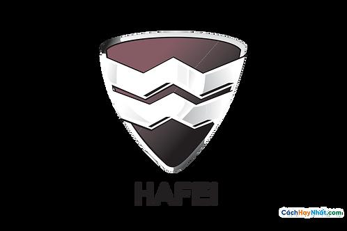 Logo Hafei 3D Vector PDF PNG