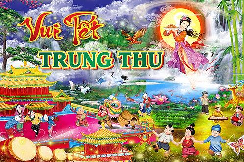 Phông Nền Background Trung Thu PSD Photoshop 178
