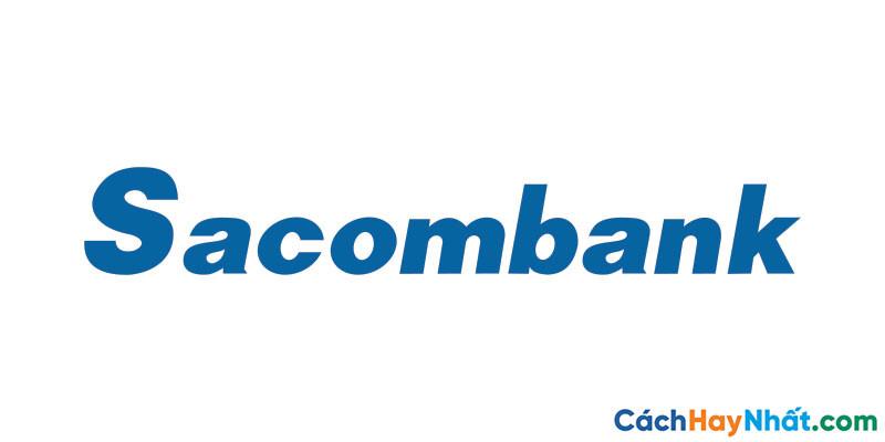 Logo Ngân hàng thương mại cổ phần Sài Gòn Thương Tín Sacombank