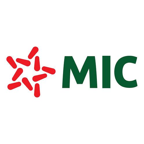 Mic Bảo Hiểm Quân Đội Logo Vector CDR Ai PDF PNG