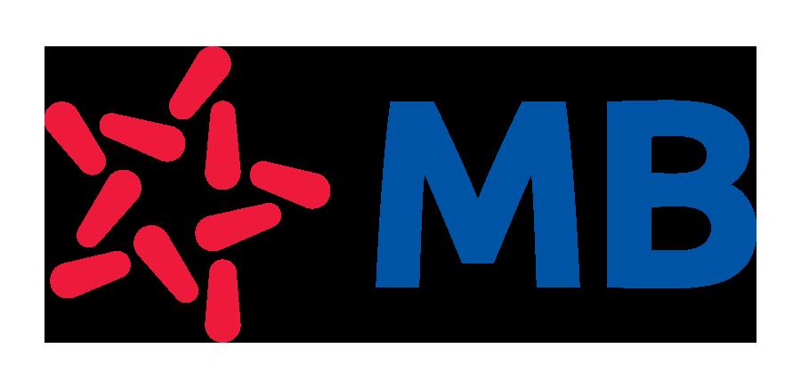 Logo Vector Ngân Hàng Quân Đội MBBank Mới 11/2019