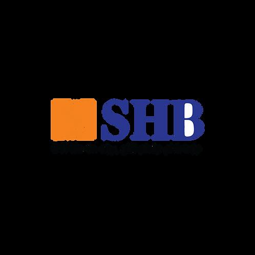 SHB Bank Logo Vector PDF PNG