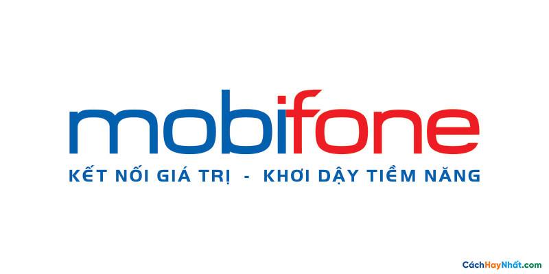 Logo Tổng công ty viễn thông MobiFone