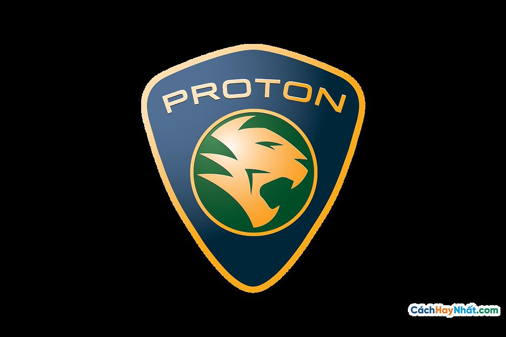 Logo Proton PNG