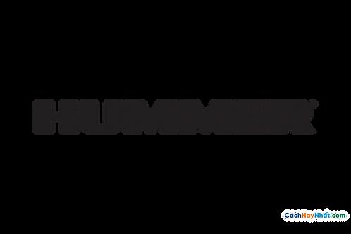 Logo Hummer 3D Vector PDF PNG