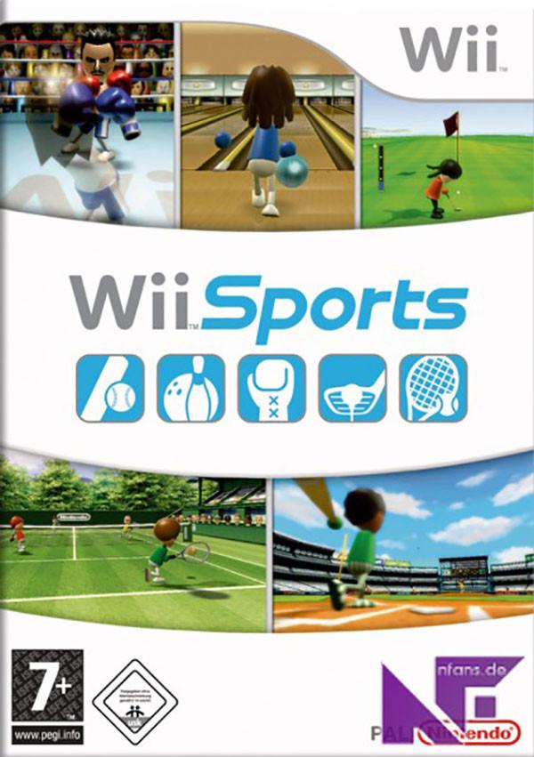4. Wii Sports ~ 83 triệu bản đã bán