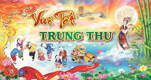 Tết Trung Thu Mid-Autumn Festival Vector Corel CDR