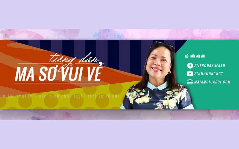 Ma sơ vui vẻ Nguyễn Thị Thu Hương
