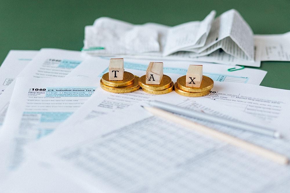 giấy tờ liên quan đến thuế - TAX