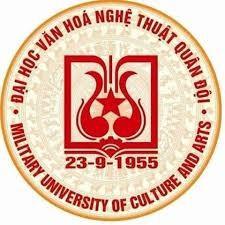 Logo Trường Đại học Văn hóa - Nghệ thuật Quân đội