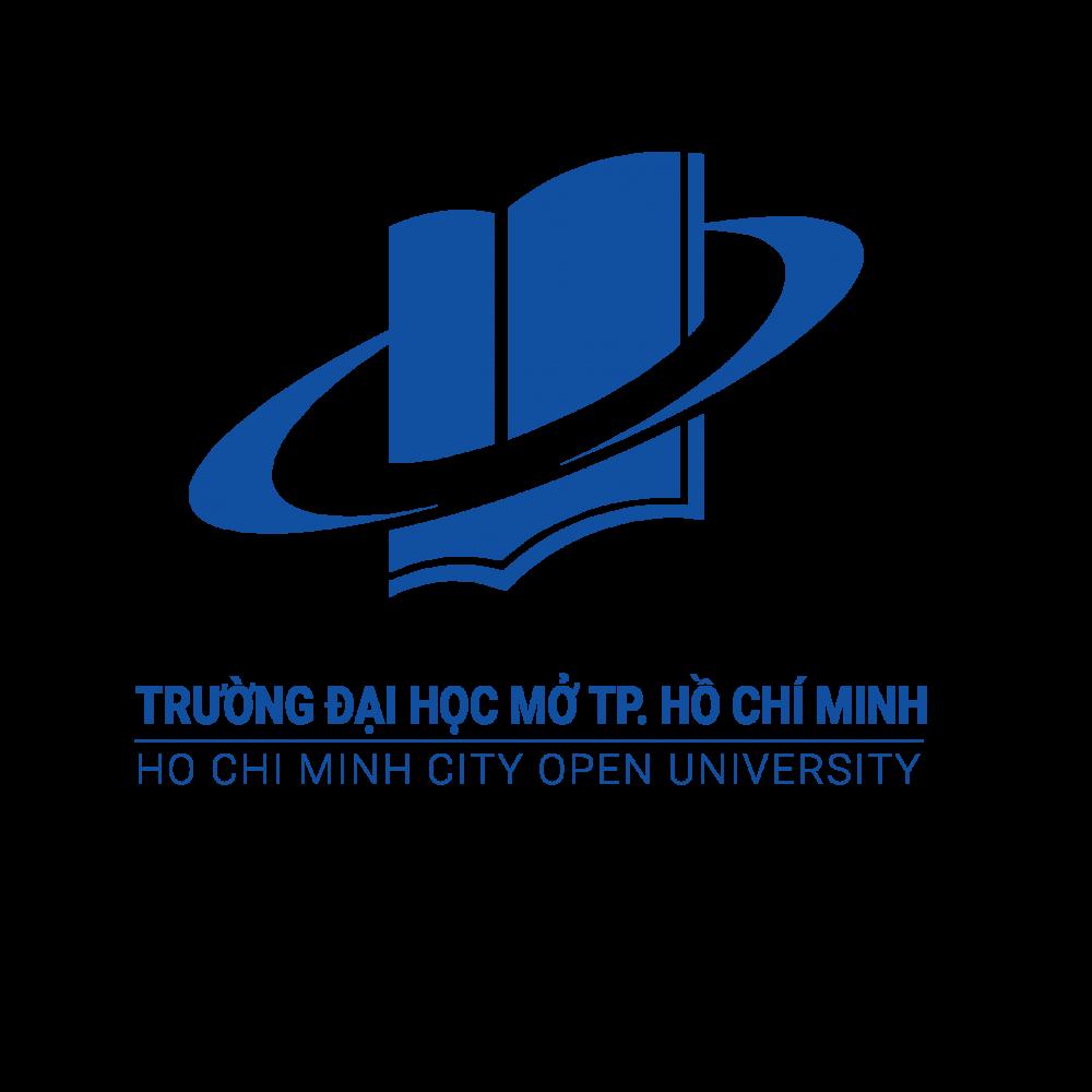 Logo Trường Đại học Mở Thành phố Hồ Chí Minh