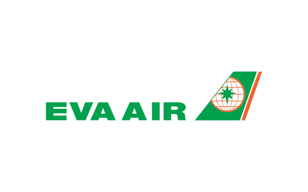 Logo EVA Air PNG