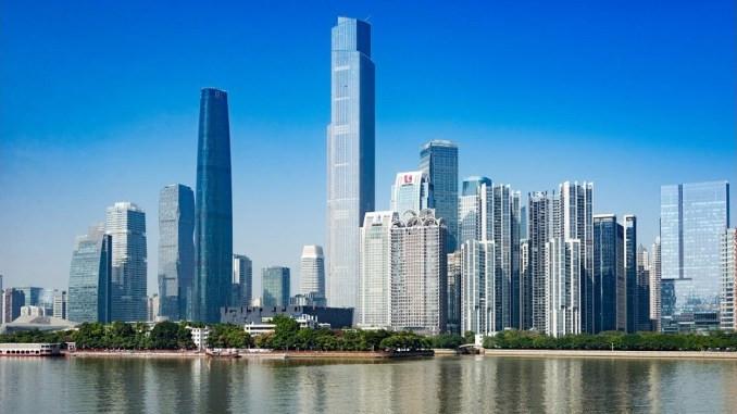 7. Guangzhou CTF Finance Center