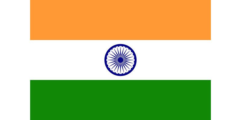 2. Ấn Độ Dân số: 1,35 tỷ (17,3% dân số thế giới)