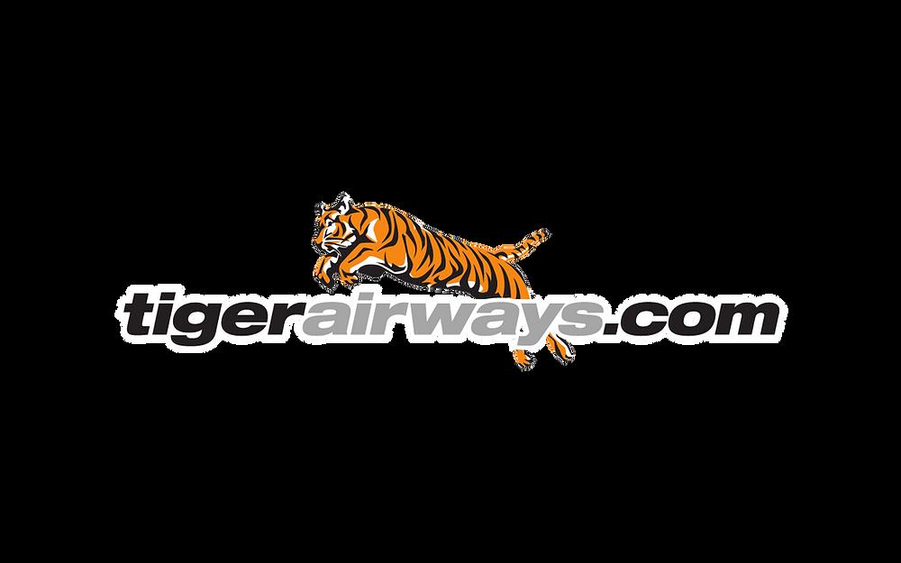 Logo Tiger Airways PNG