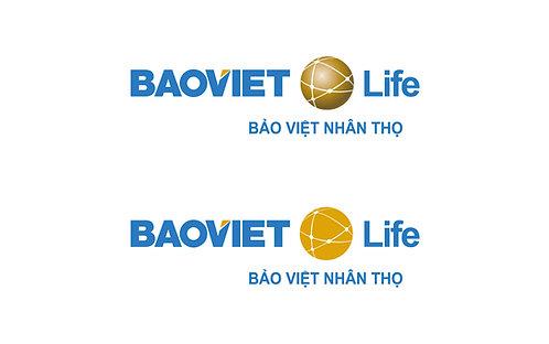 Logo Bảo Hiểm Bảo Việt Life Vector CDR (Corel) AI (illustrator) PDF PNG JPG