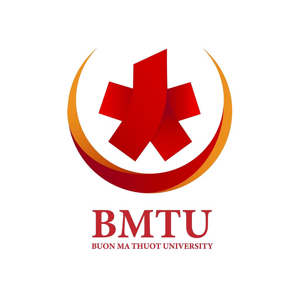 Logo Trường Đại học Buôn Ma Thuột