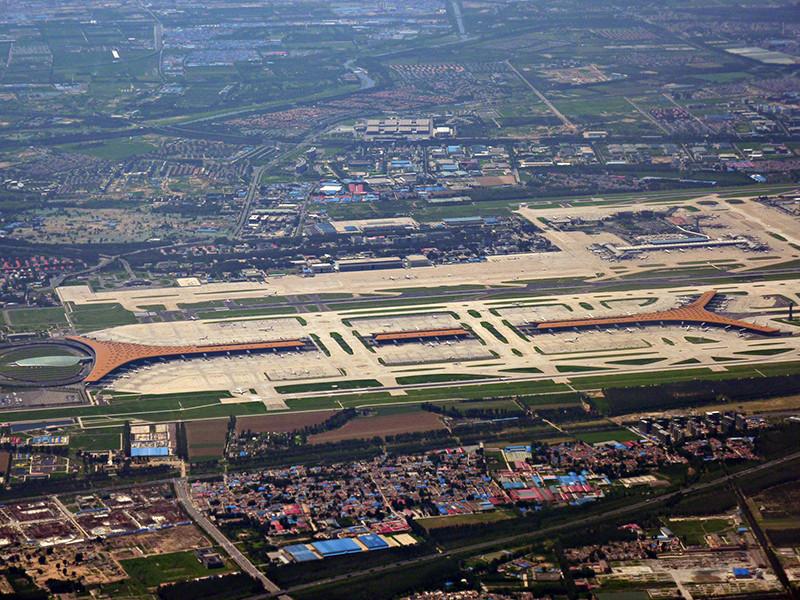 2. Sân bay quốc tế Thủ đô Bắc Kinh 100,0 triệu hành khách