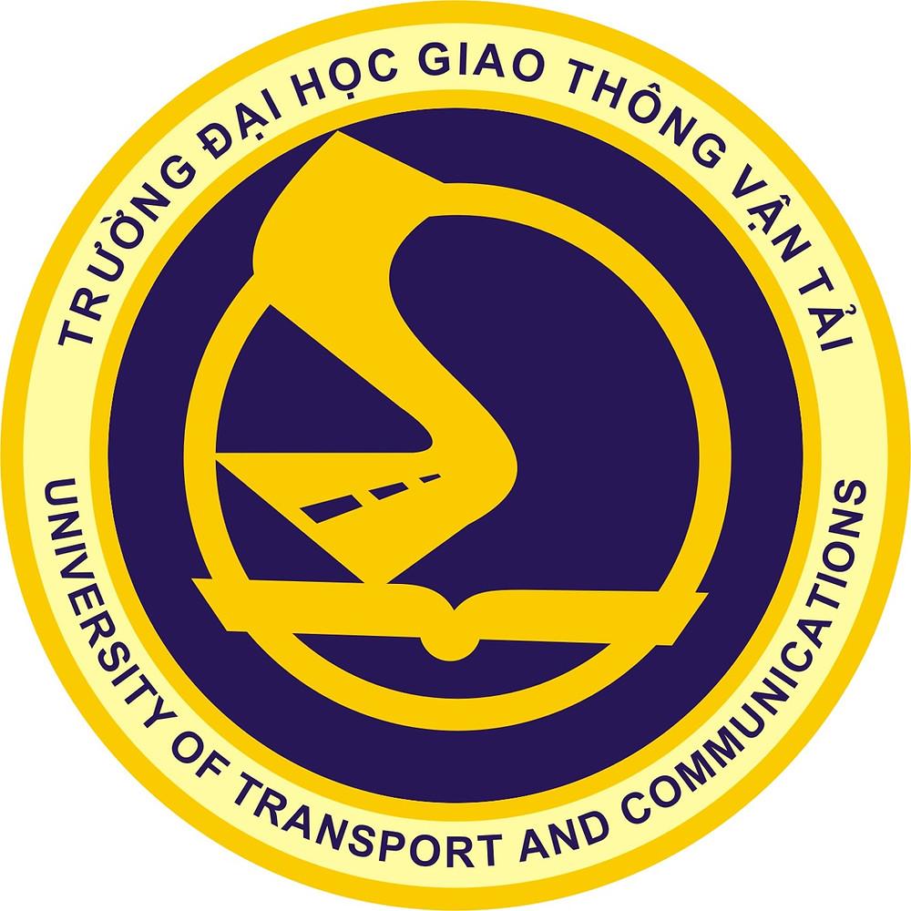 Logo Trường Đại học Công nghệ Giao thông Vận tải