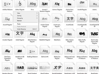 Hướng Dẫn 5 Cách Cài Font Chữ Win 10 - Cách Xóa Font - Cách Reset Font Mặc Định