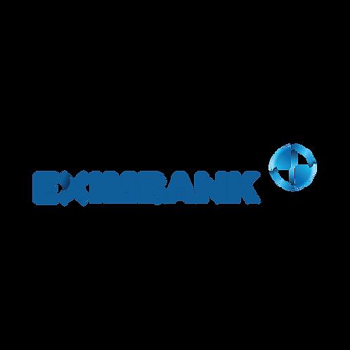 EximBank Logo Vector PDF PNG
