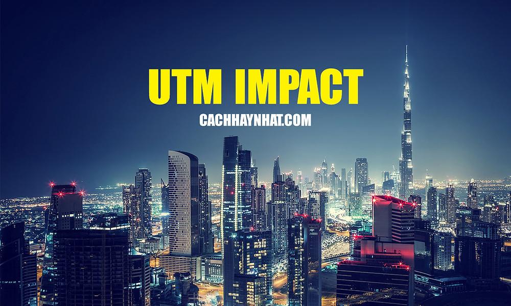Font UTM IMPACT Việt Hóa
