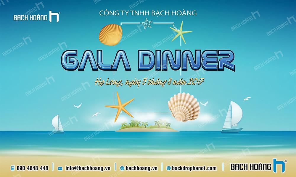 Mẫu backdrop phông Gala Dinner, Team Building đẹp nhất 58