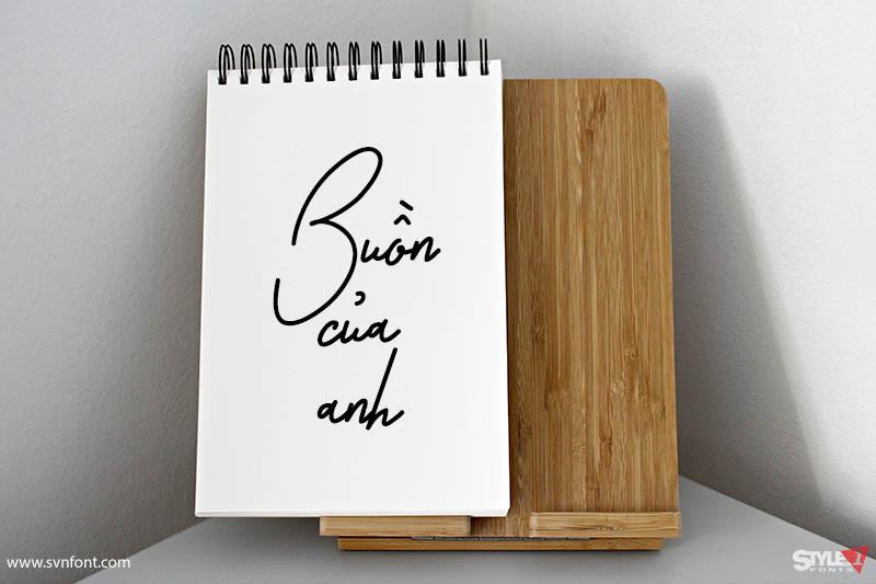 Font SVN-Astronout Việt Hóa