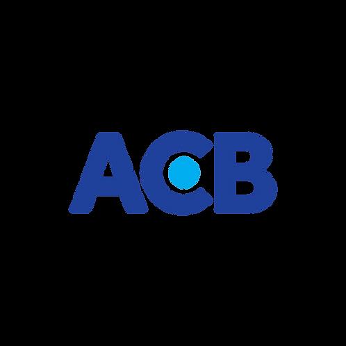 ACB Logo Vector PDF PNG
