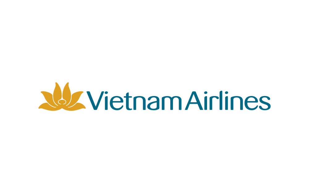 Logo Vietnam Airlines PNG - Bố cục ngang