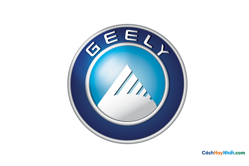 Logo Geely 3D Vector PDF PNG