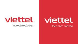 Logo Tập Đoàn Viettel Mới 2021 Vector Full CDR AI EPS PDF PNG JPG PSD