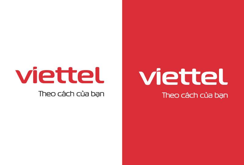 Logo Tập đoàn Viettel Vector mới 2021