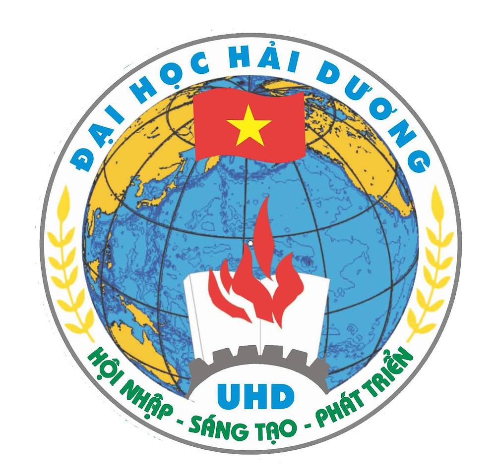 Logo Trường Đại học Hải Dương